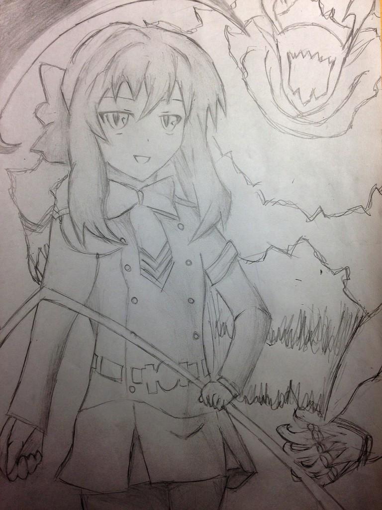 終わりのセラフ 柊 シノア